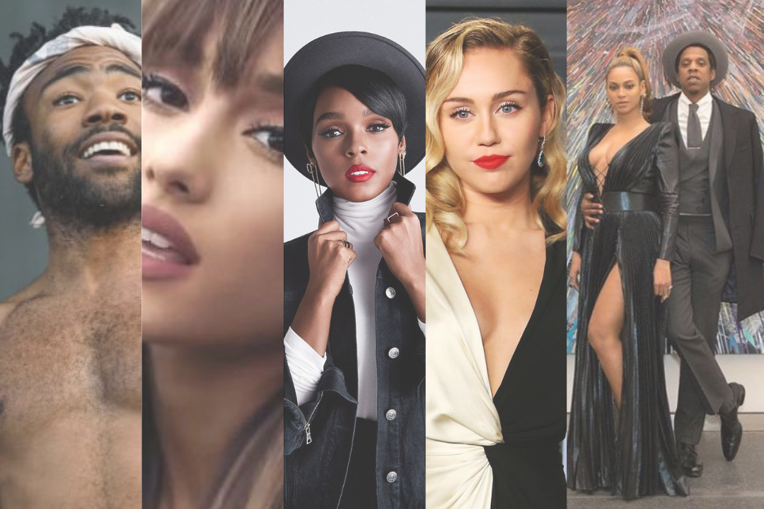 From Miley Cyrus to Beyoncé: Our Favorite 2018 Music Videos