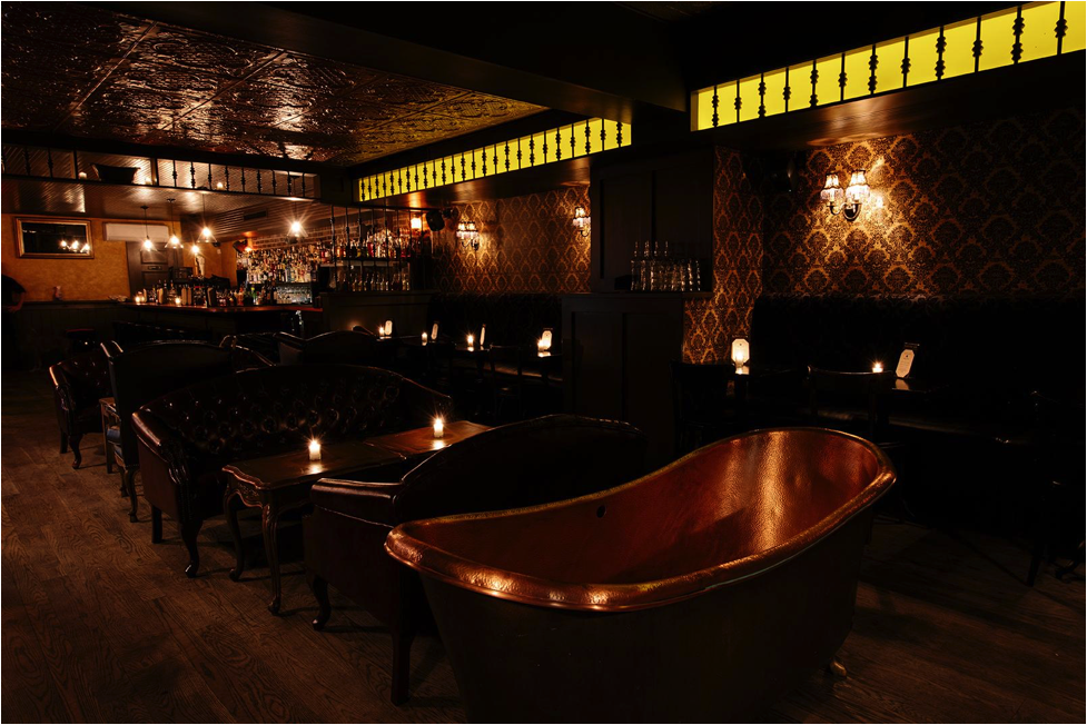 Bathtub Gin Speakeasy New York