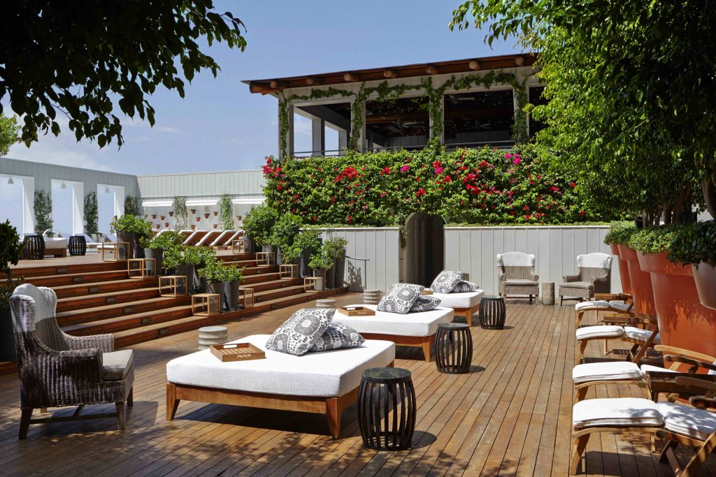 Skybar at Mondrian LA